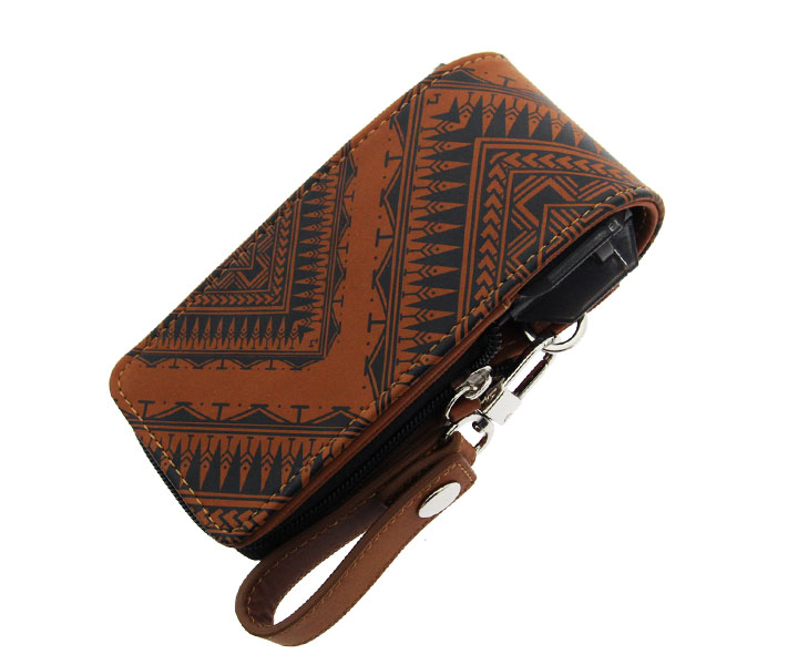 DARTS CASE【CAMEO x Bricolage】Robust Brown x Black