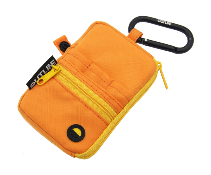 DARTS CASE【OUTLINE】PICO Orange