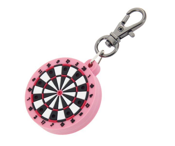 DARTS ACCESSORIES【TRiNiDAD】DartsBoard Style Tip Holder Pink