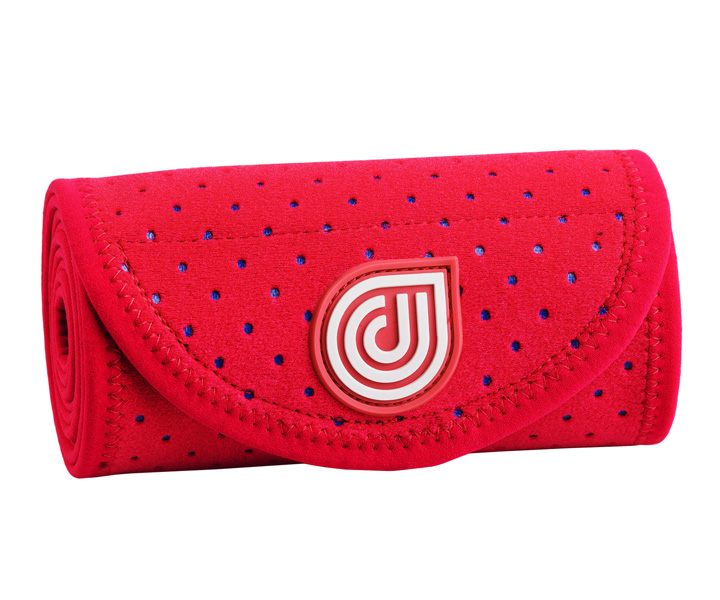 SPORTS ACCESSORIES【 Dr.Cool 】Small Warp L size Red