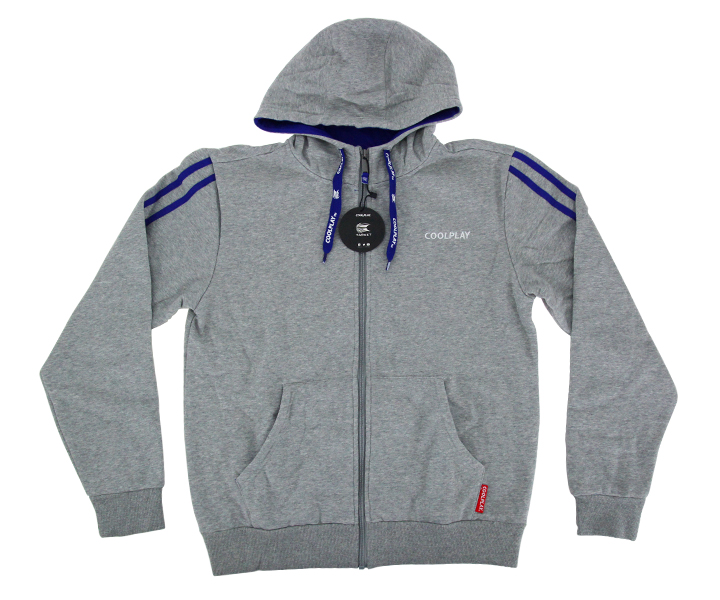 DARTS APPAREL【 TARGET 】COOL PLAY HOODIE Gray