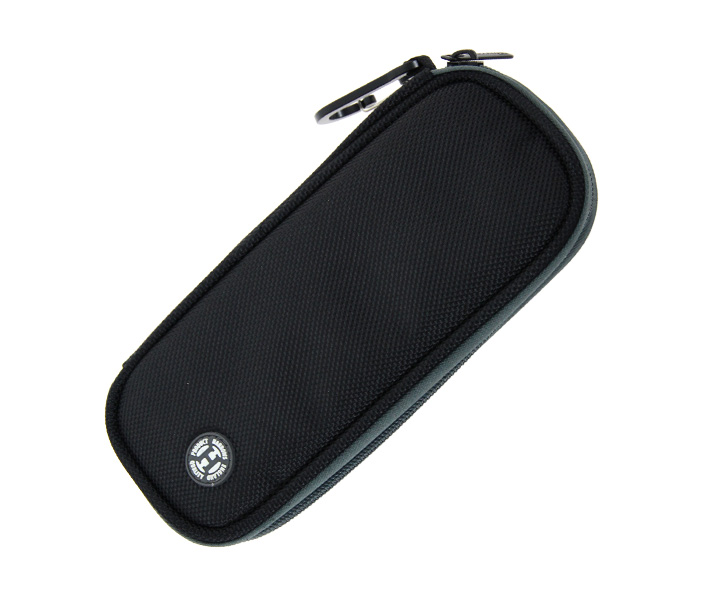 DARTS CASE【Harrows】Z200 Wallet Black/Gray