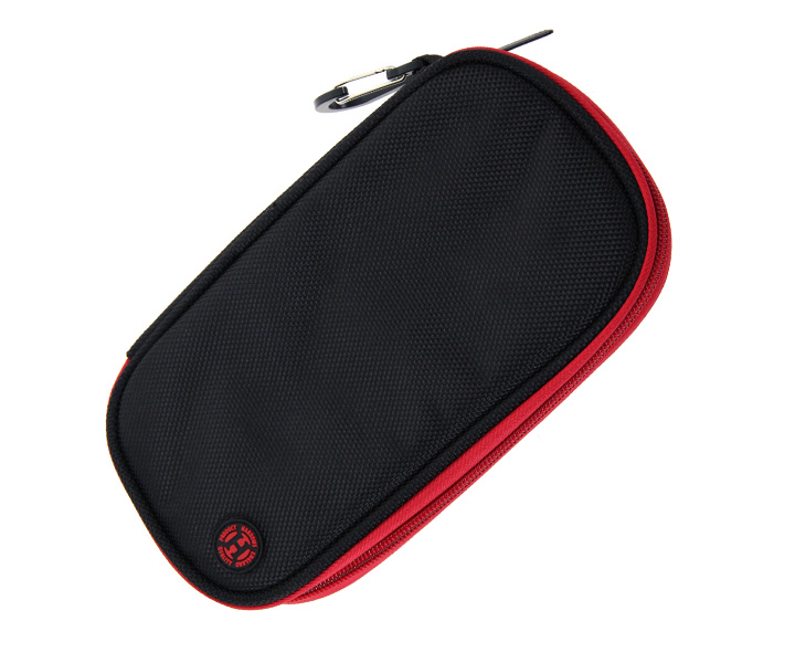 DARTS CASE【Harrows】Z400 Wallet Black/Red