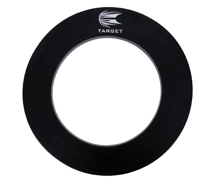 DARTS BOARD ACCESSORIES【TARGET】PRO TOUR SURROUND Black (寄送僅限台灣地區;無法超商取付)