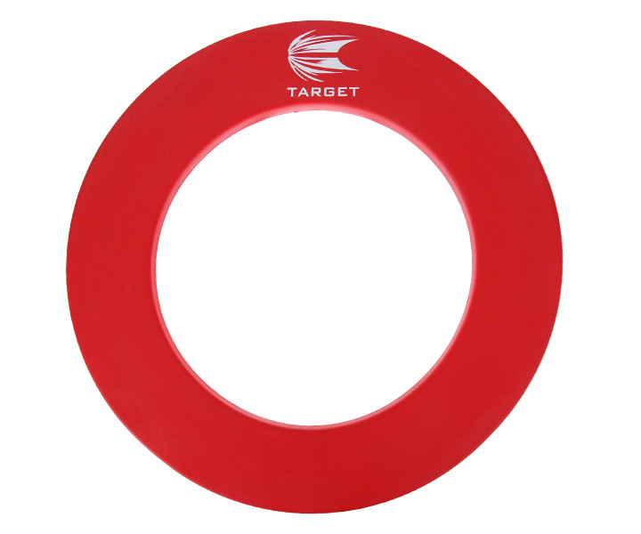DARTS BOARD ACCESSORIES【TARGET】PRO TOUR SURROUND Red (寄送僅限台灣地區;無法超商取付)