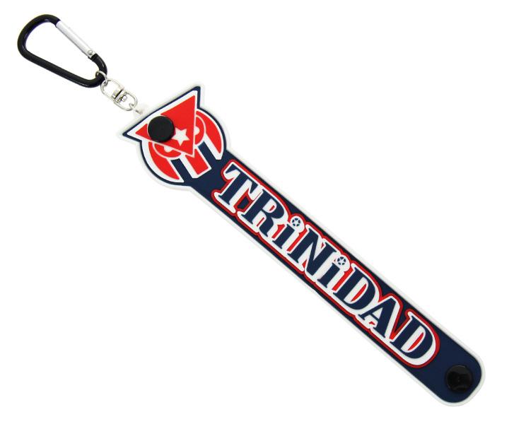 DARTS ACCESSORIES【TRiNiDAD】RingTowel Holder Navy