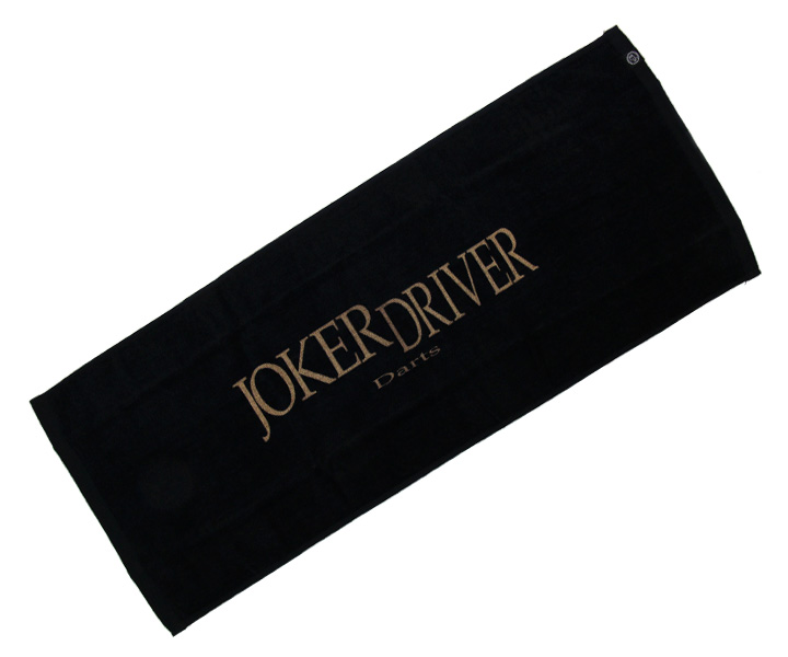 DARTS ACCESSORIES【JOKER DRIVER】TOWEL