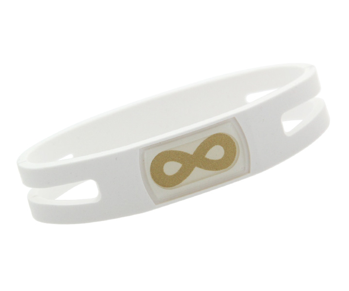 SPORTS ACCESSORIES【 infinityBalance 】Gold Version White