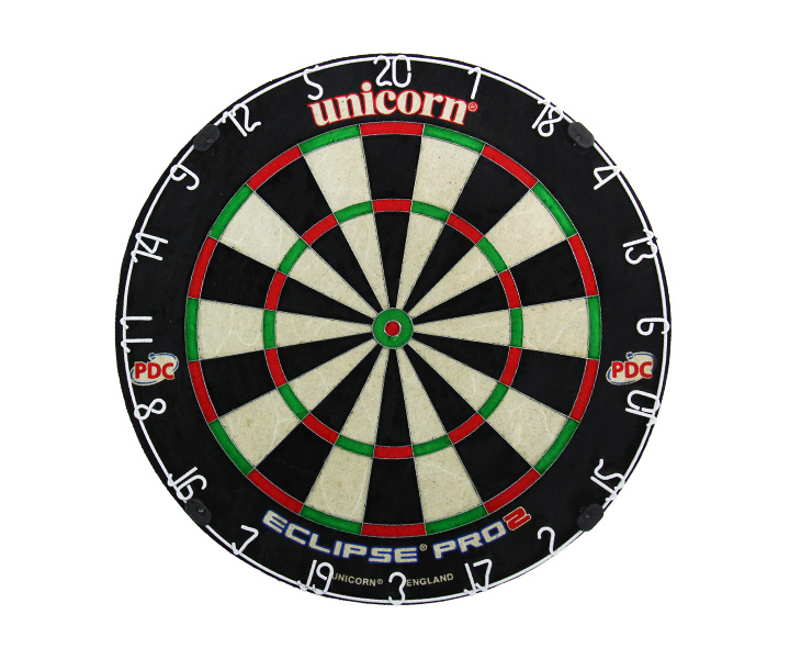 DARTS BOARD【unicorn】ECLIPSE PRO2 79453