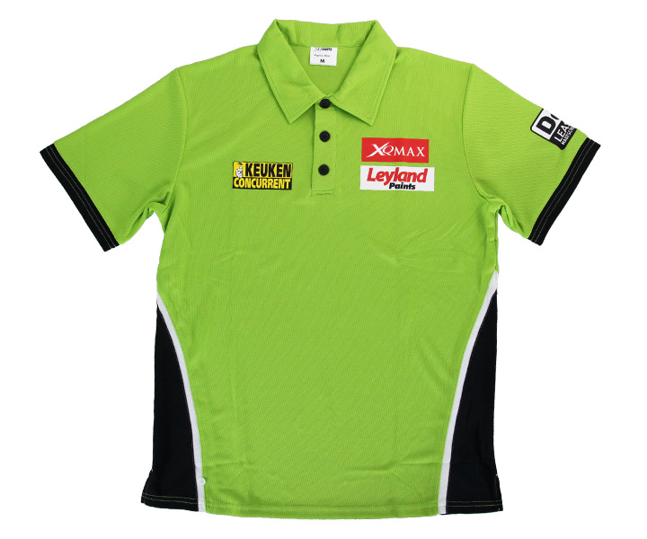DARTS APPAREL【 XQ MAX darts 】Replica Shirts  Michael Van Gerwen