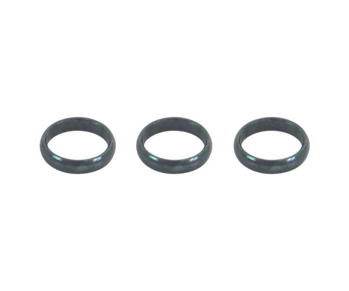 DARTS RING【Harrows】SUPERGRIP SHAFT專用 SPARE RINGS Black