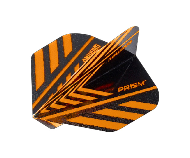 DARTS FLIGHT【 winmau 】Prism Flights Orange