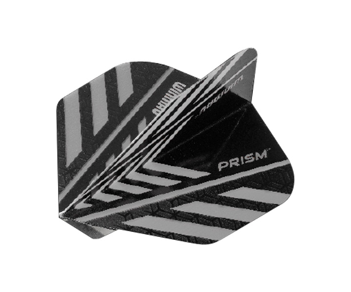 DARTS FLIGHT【 winmau 】Prism Flights Black