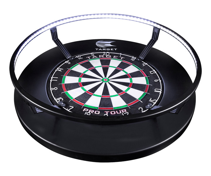 DARTS BOARD ACCESSORIES【TARGET】CORONA VISION (寄送僅限台灣地區;無法超商取付)