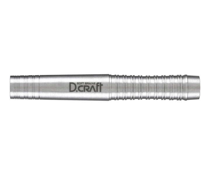 DARTS BARREL【D.Craft】Tungsten80% 星光 改 -SEIKOH KAI-