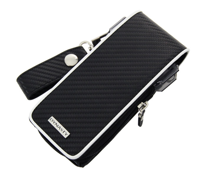 DARTS CASE【DYNASTY】TRIBE Cabon x White