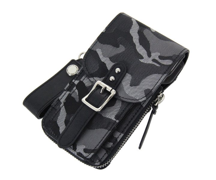 DARTS CASE【CAMEO】BLEST CAMO Gray