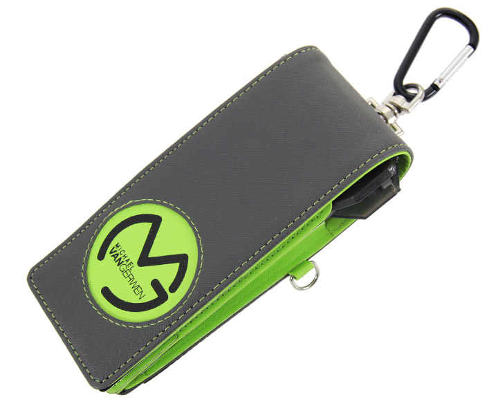 DARTS CASE【XQ MAX DARTS】Michael Van Gerwen DART WALLET Gray/Green