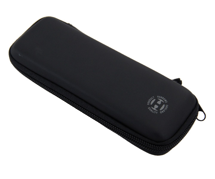 DARTS CASE【Harrows】BLAZE WALLET Black