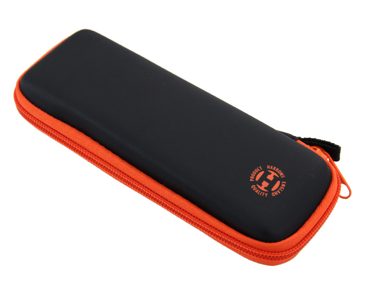 DARTS CASE【Harrows】BLAZE WALLET Orange