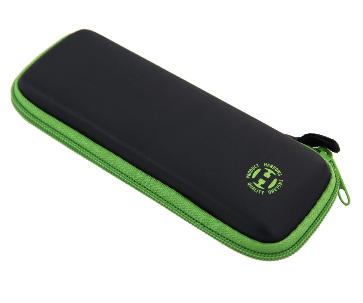 DARTS CASE【Harrows】BLAZE WALLET Green