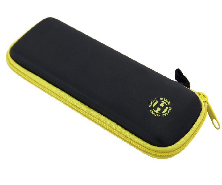 DARTS CASE【Harrows】BLAZE WALLET Yellow