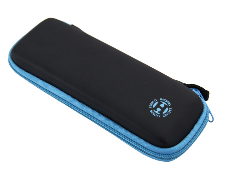DARTS CASE【Harrows】BLAZE WALLET Aqua