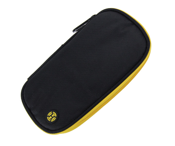 DARTS CASE【Harrows】Z400 Wallet Black/Yellow