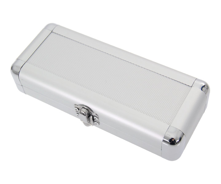 DARTS CASE【D.Craft】Aluminium Case Silver
