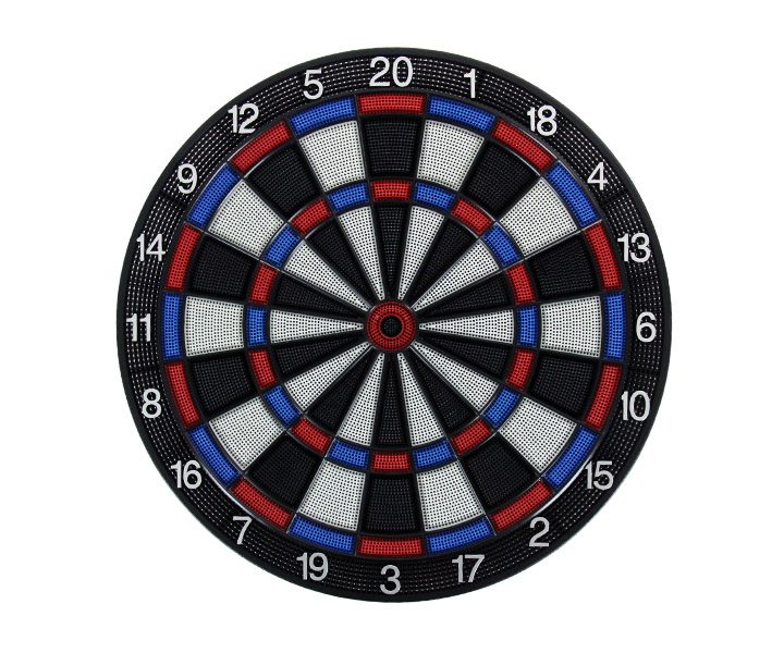 DARTS BOARD【D.Craft】Professional Board SATURN-S (寄送僅限台灣地區;無法超商取付)
