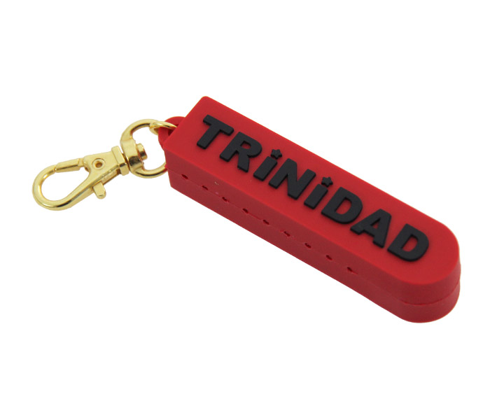 DARTS ACCESSORIES【TRiNiDAD】TipHolder & Remover Simple Logo Red