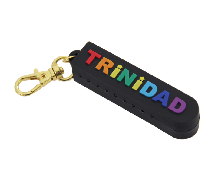 DARTS ACCESSORIES【TRiNiDAD】TipHolder & Remover Simple Logo Rainbow