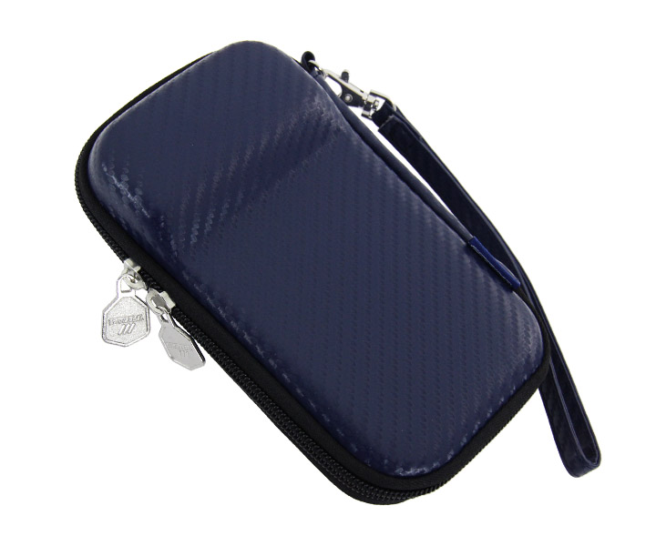 DARTS CASE【TIGA】SMART DARTS CASE Blue