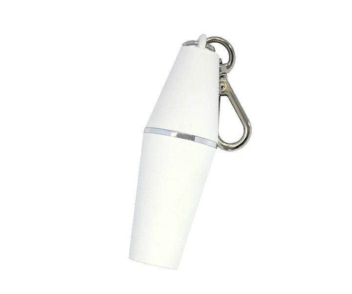 TIP CASE【Bull's Fighter】Acron Rubber White