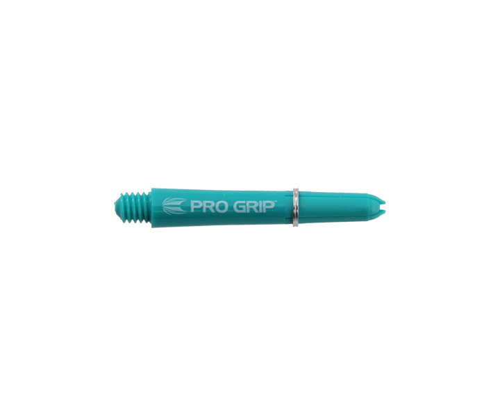 DARTS SHAFT【TARGET】PRO GRIP SHAFT Short Aqua 110845