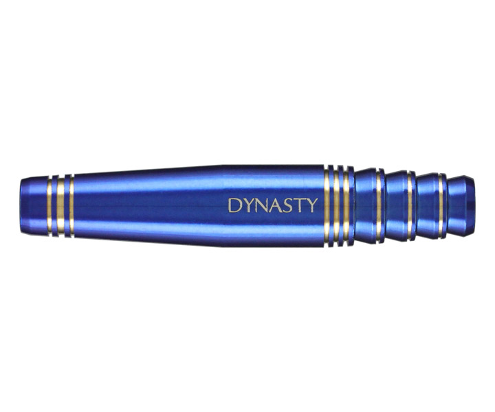 DARTS BARREL【DYNASTY】BRASS DARTS SET NINE DeepBlue