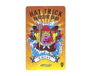DARTS GAME CARD【DARTSLIVE】NO.1761