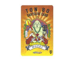 DARTS GAME CARD【DARTSLIVE】NO.1762