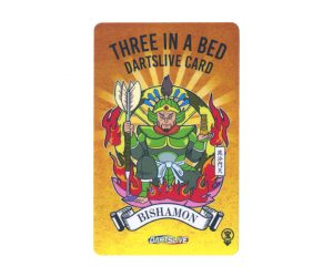 DARTS GAME CARD【DARTSLIVE】NO.1763