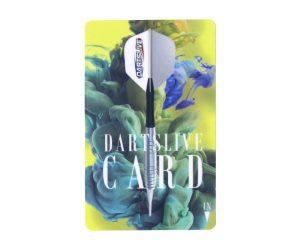 DARTS GAME CARD【DARTSLIVE】NO.1771