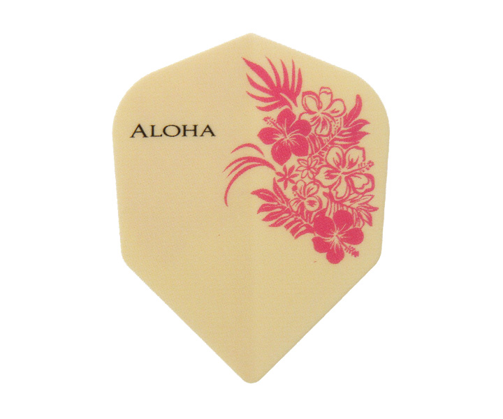 DARTS FLIGHT【 S4 】Aloha Pink
