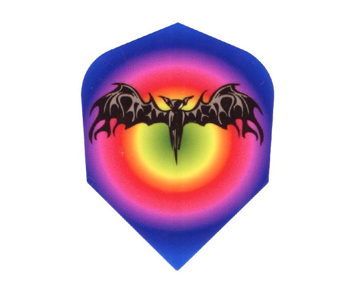 DARTS FLIGHT【 S4 】C Line Love Bat