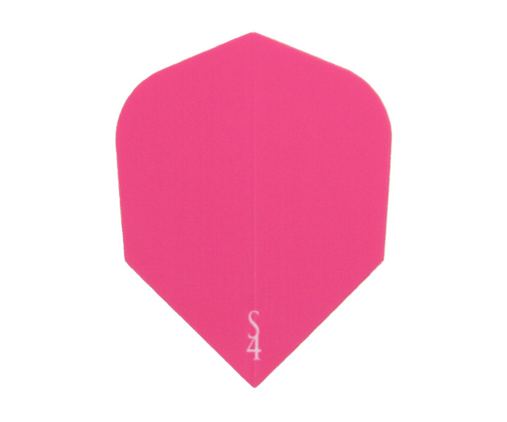 DARTS FLIGHT【 S4 】S Line PeachPink