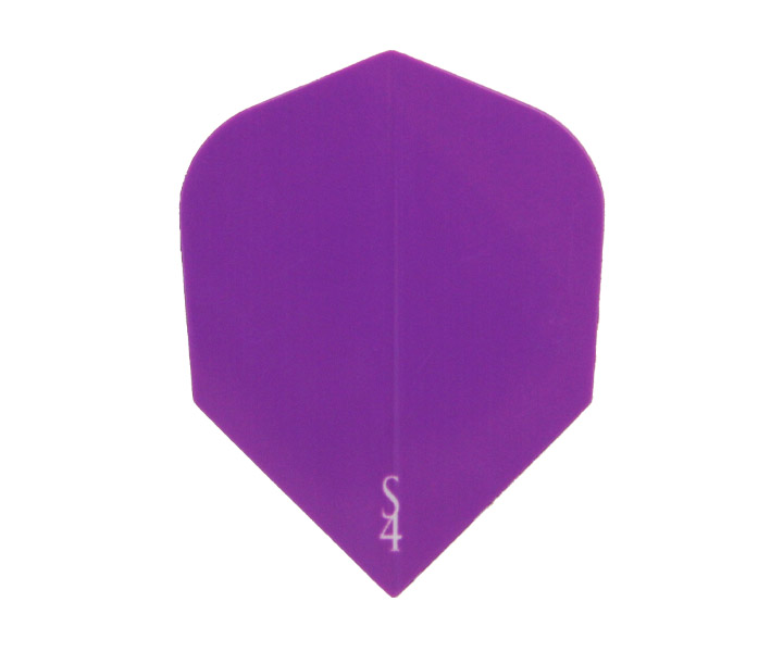 DARTS FLIGHT【 S4 】S Line PurpleHaze