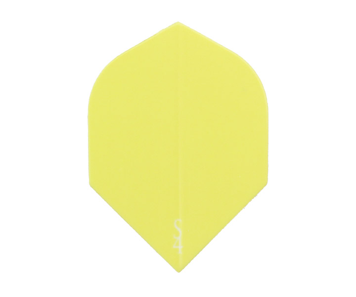 DARTS FLIGHT【 S4 】S Line Rocket MellowYellow