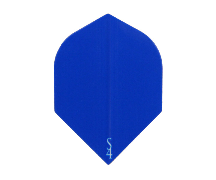 DARTS FLIGHT【S4】S Line Rocket SapphireBlue