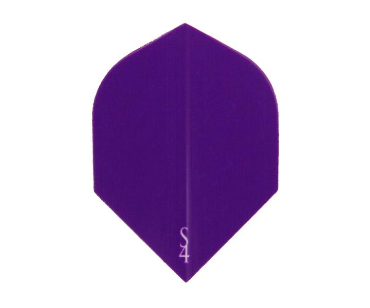 DARTS FLIGHT【 S4 】S Line Rocket DeepPurple