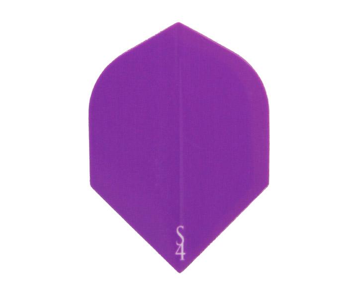 DARTS FLIGHT【 S4 】S Line Rocket PurpleHaze