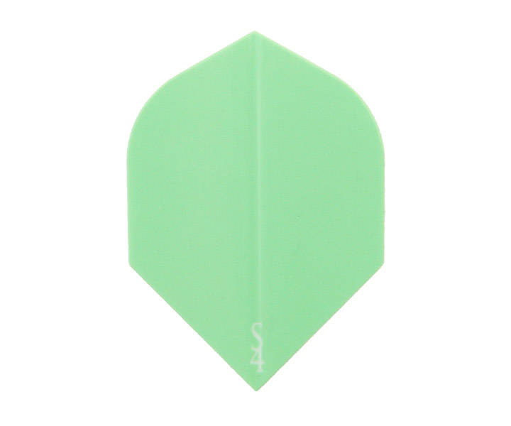 DARTS FLIGHT【 S4 】S Line Rocket MintGreen