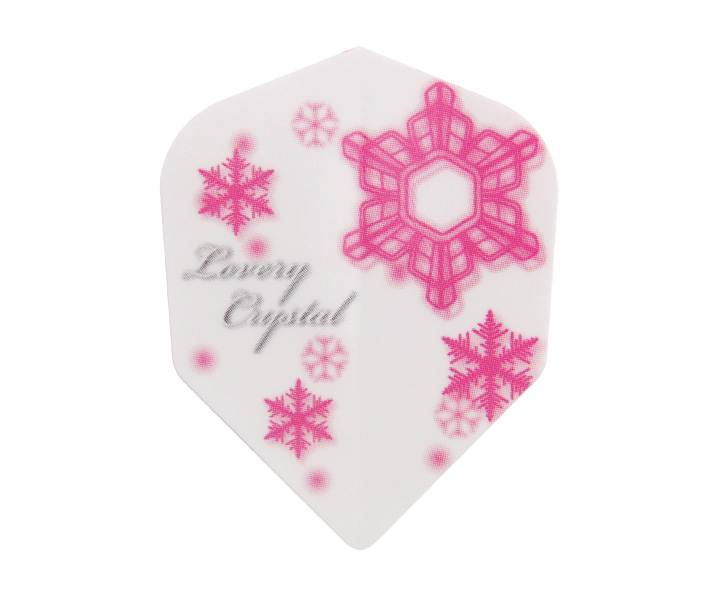 DARTS FLIGHT【 S4 】Snow Pink